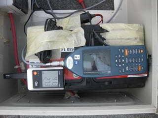 Moderne Schallmessgeräte AMiP